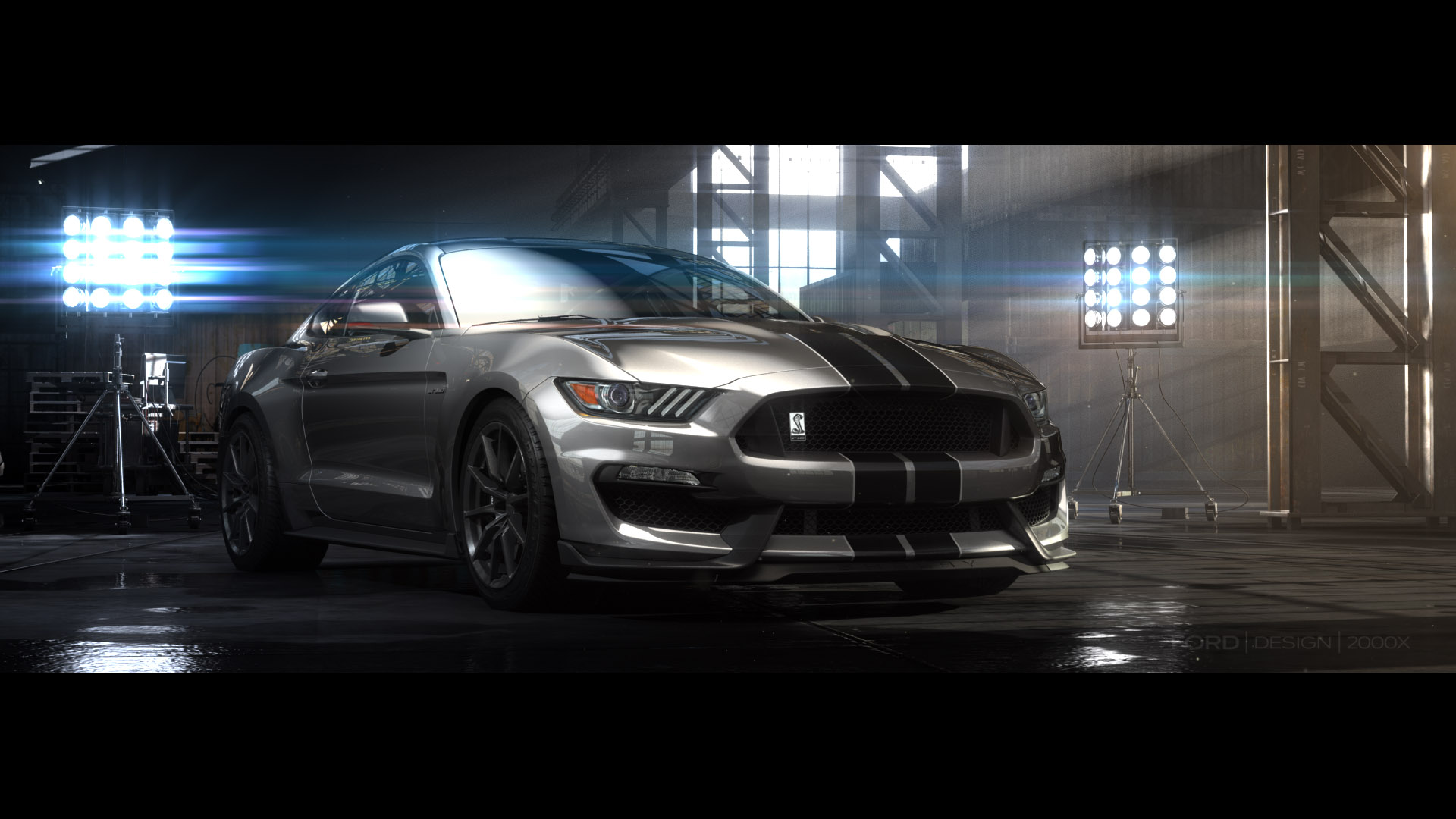 2015-2017 Shelby GT350