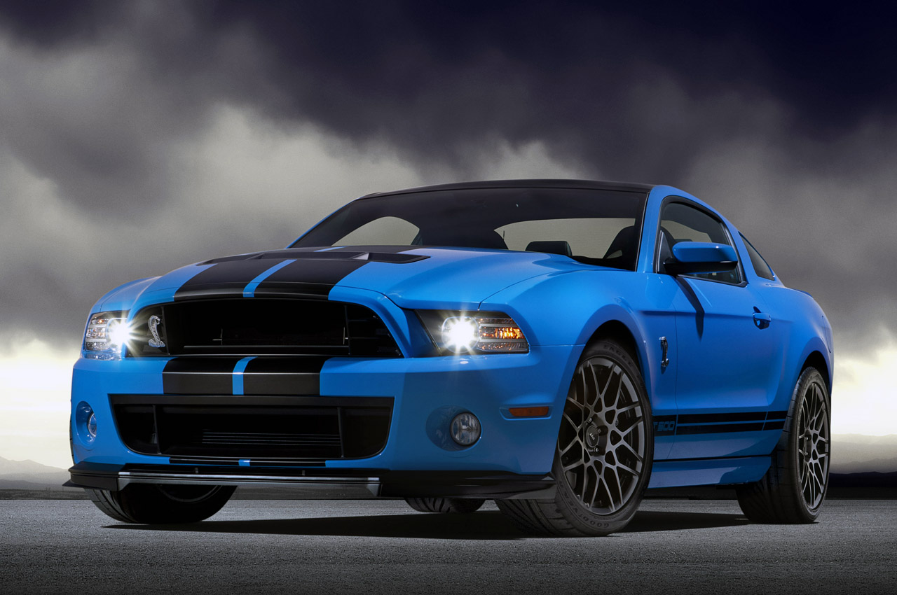 2013-2014 Shelby GT500