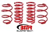 BMR 15-20 S550 Mustang Performance Version Lowering Springs (Set Of 4)