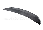 Anderson Composites 10-14 Ford Mustang/Shelby GT500 Rear Spoiler