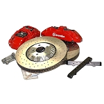 Ford Racing 15-17 Mustang GT/ 2.3L EcoBoost GT350R Brake Upgrade Kit