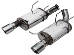 Magnaflow Street Axle-back Exhaust