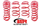 SP009 - Lowering Springs, Set Of 4, 1.5