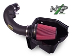 Airaid 11-14 Ford Mustang GT 5.0L MXP Intake System w/ Tube (Oiled / Red Media)