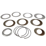 EXEDY 6R80 STAGE 2 CLUTCH PACK KIT W/ STEELS