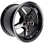 15X10 (Polished or Black) FORD 7.25BS