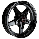 17X4.5 (Black or Polished) RACE STAR FORD 1.75BS