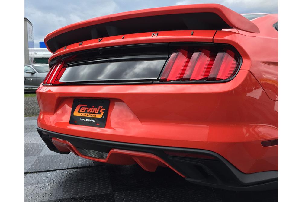 2018 Mustang Ecoboost Price >> C-Series Mustang Pedestal Spoiler