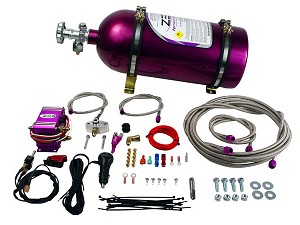 ZEX Wet Injected Nitrous System (05-10 GT)
